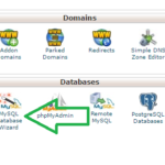 How to Create a Database and MySQL Users ?