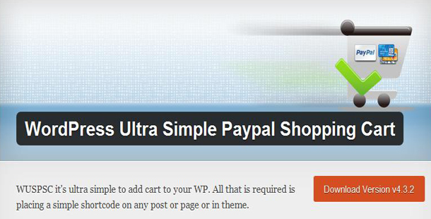 Ultra-Simple PayPal Shopping-Cart